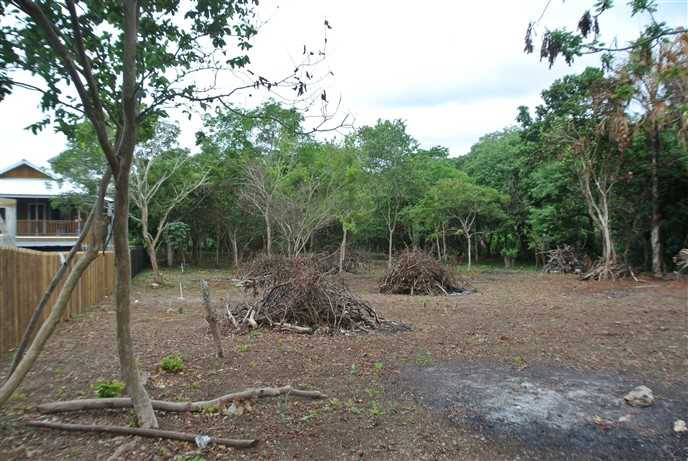 Remax real estate, Honduras, Utila, Interior Home Site Close to Town