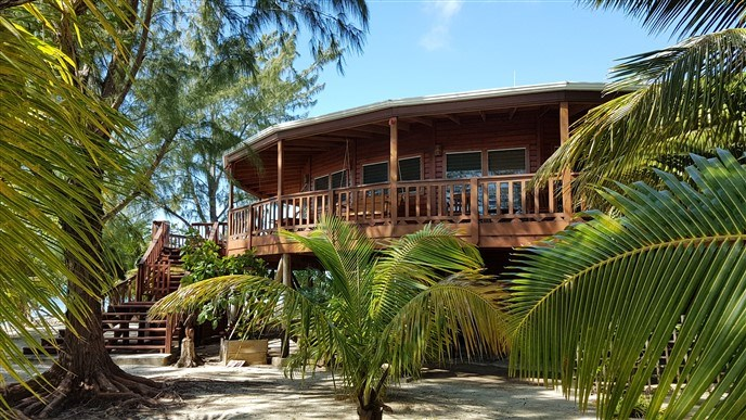 Remax real estate, Honduras, Utila, Turquoise Point Beach House