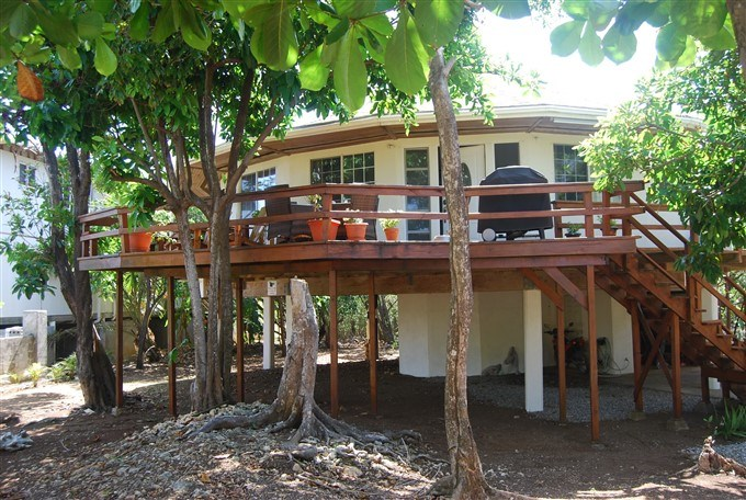 Remax real estate, Honduras, Utila, The Round House at Paradise Cove
