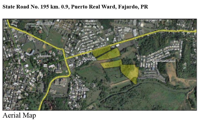 RE/MAX real estate, Puerto Rico, Puerto Real, Terreno Comercial en Fajardo, 15 cuerdas