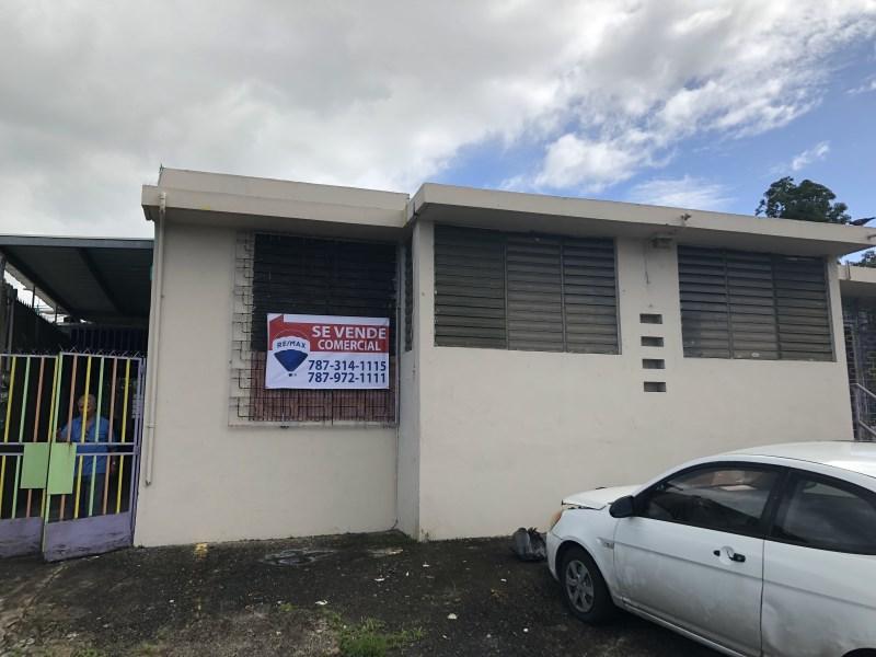 RE/MAX real estate, Puerto Rico, URB Hnas Davila, Propiedad Comercial en Ave Betances