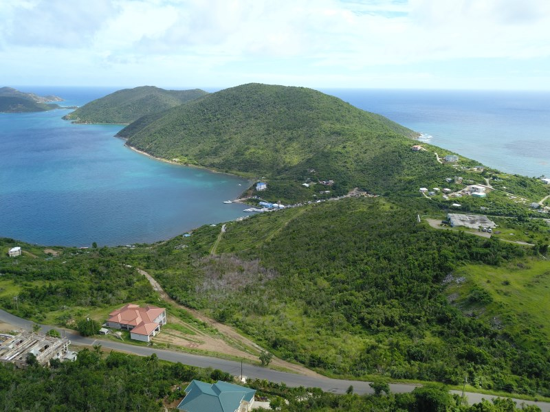 RE/MAX real estate, British Virgin Islands, North Sound, Rare to Market - Land Lot at The North Sound