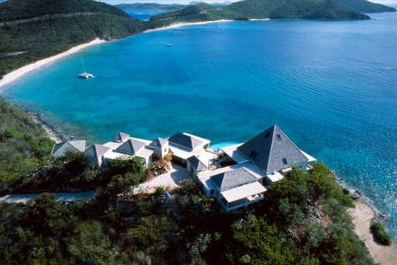 RE/MAX real estate, British Virgin Islands, Mahoe Bay, Katitche Point Great house and lands
