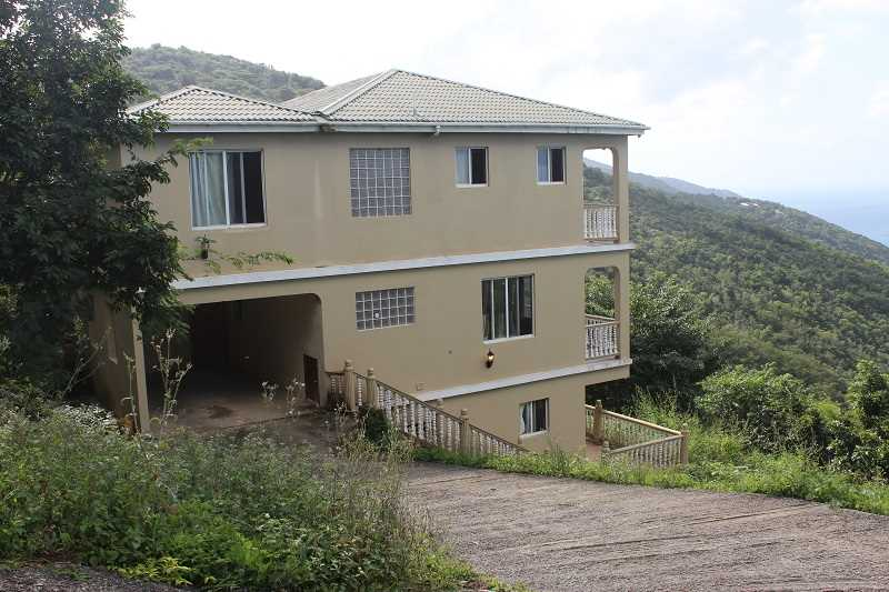 RE/MAX real estate, British Virgin Islands, Road Town, House Shalom