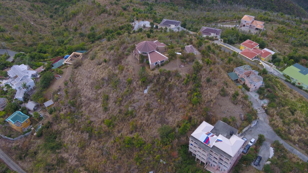 RE/MAX real estate, British Virgin Islands, Great Mountain, Casa Colina