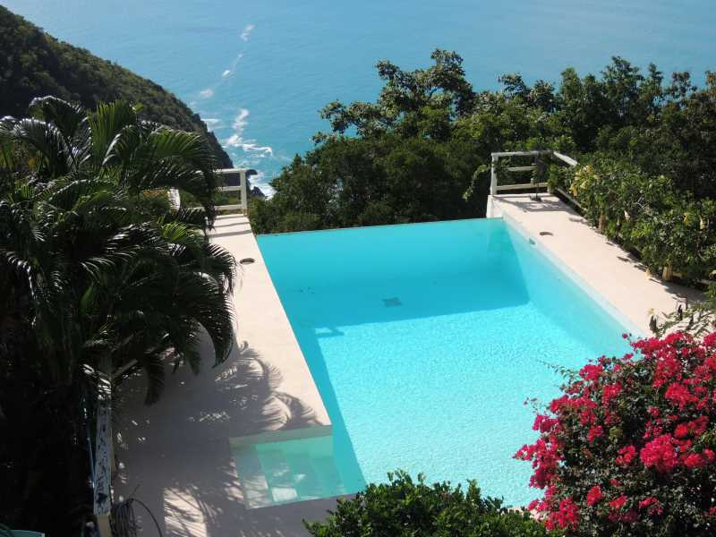 RE/MAX real estate, British Virgin Islands, Cane Garden Bay, Enchanting Luck Hill property