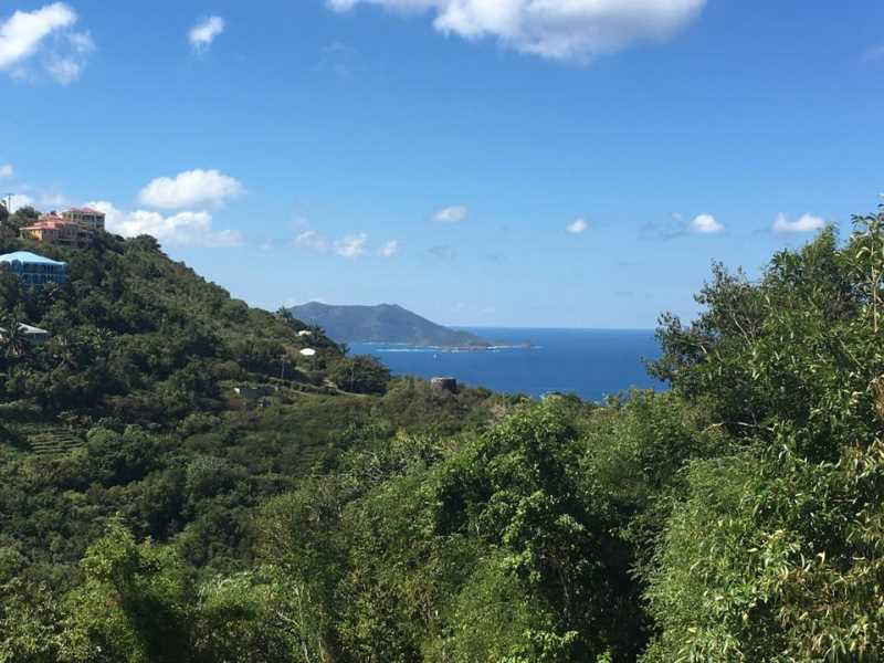 RE/MAX real estate, British Virgin Islands, Great Mountain, New modern Spooners property