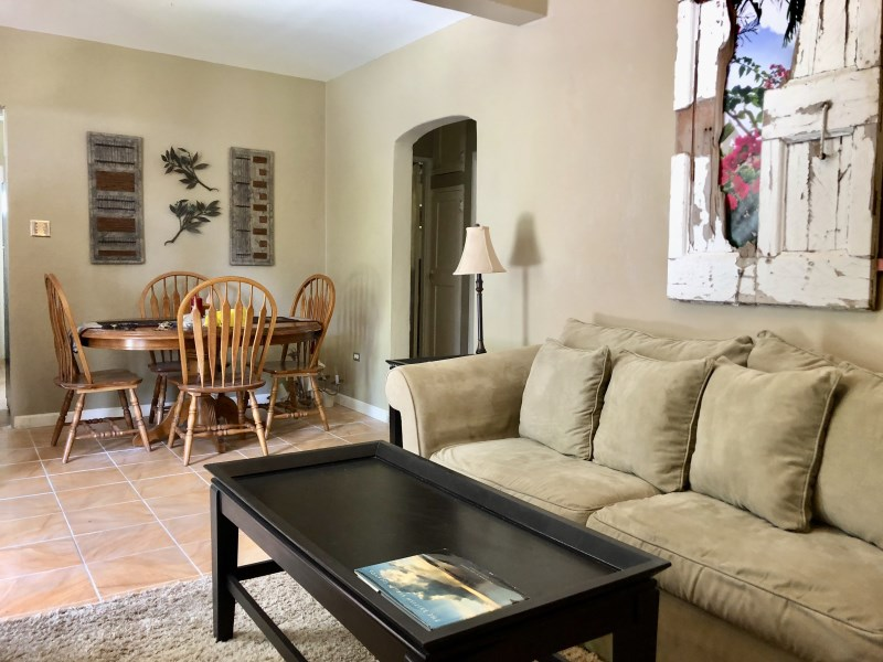RE/MAX real estate, British Virgin Islands, Road Town, **rented til Sep 19** fully furnished two bedrooms apartment next to town available mid Sep