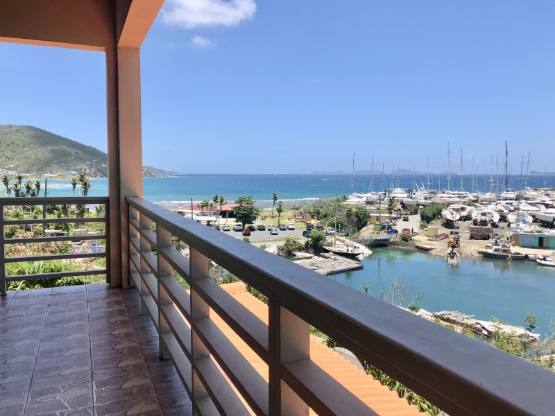 RE/MAX real estate, British Virgin Islands, Hannahs, **rented** Available Dec 1, Sea view two bed two bath in Hannah