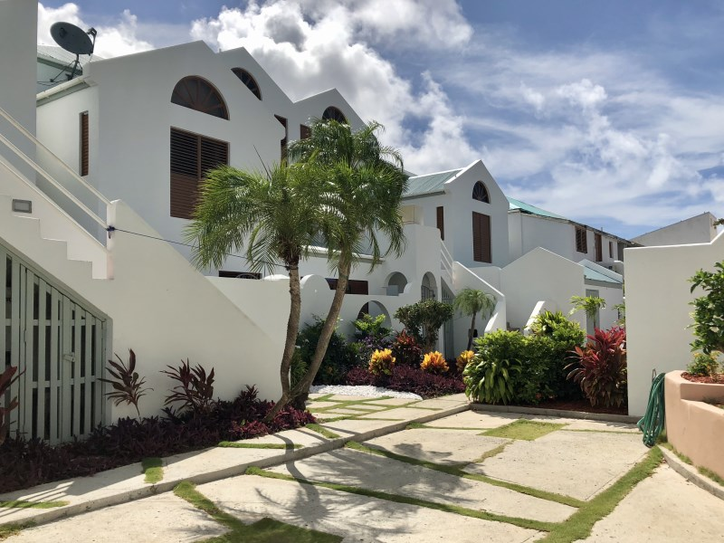 RE/MAX real estate, British Virgin Islands, Road Town, **rented until Jun** Rare opportunities, two bedroom Village Cay Condo available in June