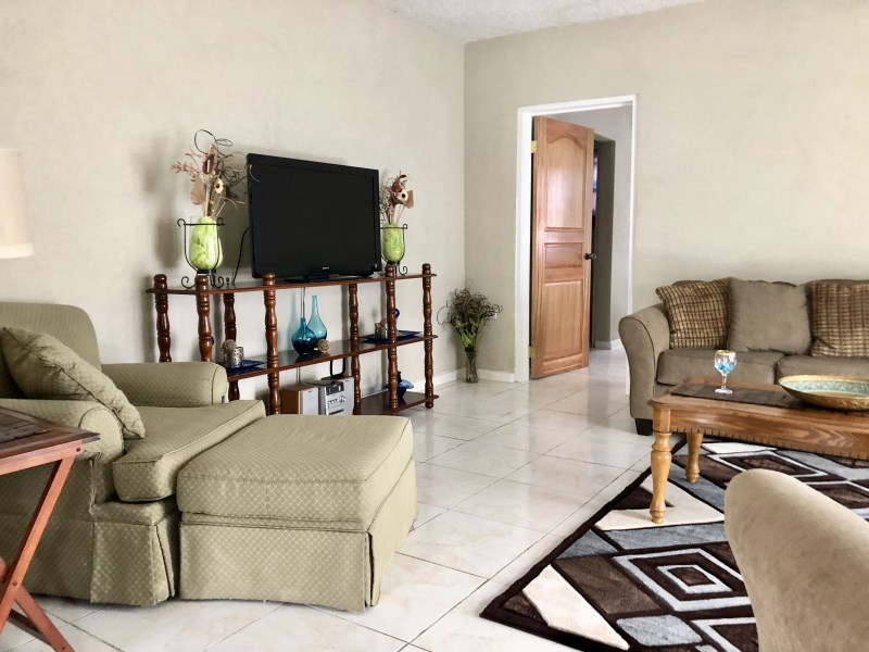 RE/MAX real estate, British Virgin Islands, Great Mountain, **rented** Beautifully furnished 1 bed in gated community in Nibbs Estate available