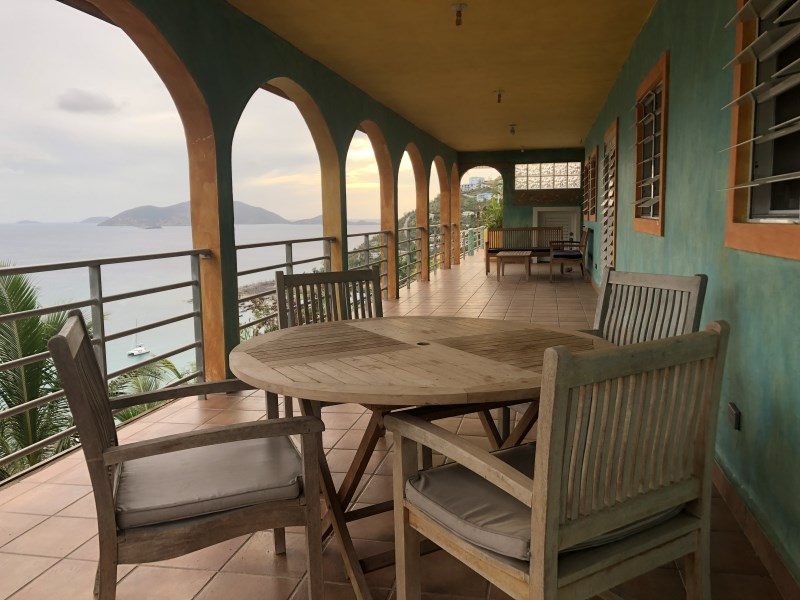 RE/MAX real estate, British Virgin Islands, Cane Garden Bay, Available now, Cane garden bay large 2 bed 2 bath with study