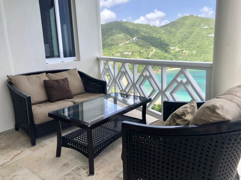RE/MAX real estate, British Virgin Islands, Brewers bay, **rented no longer available** Amazing one bed in brewers with pool avail Nov 1