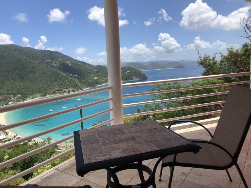 RE/MAX real estate, British Virgin Islands, Cane Garden Bay, Available now 3 bedroom for the price of 2, Sea View Apartment in Cane Garden Bay for rent