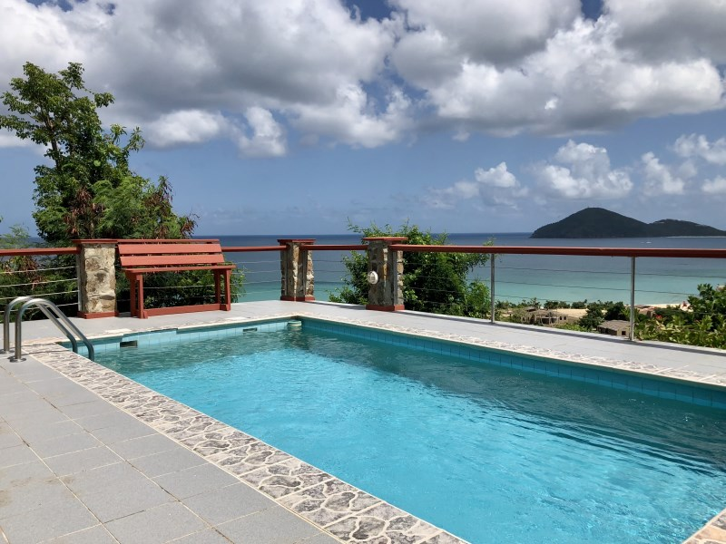 RE/MAX real estate, British Virgin Islands, Lambert Beach, Available now for short term until 10th Nov,  Lambert resort 3 bed villa with pool available! Don't miss out again.