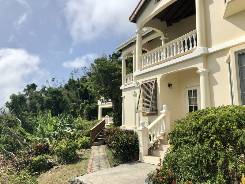 RE/MAX real estate, British Virgin Islands, Nanny Cay, **rented** Pet friendly Chalwell estate 3 bedroom 3bath apartment available