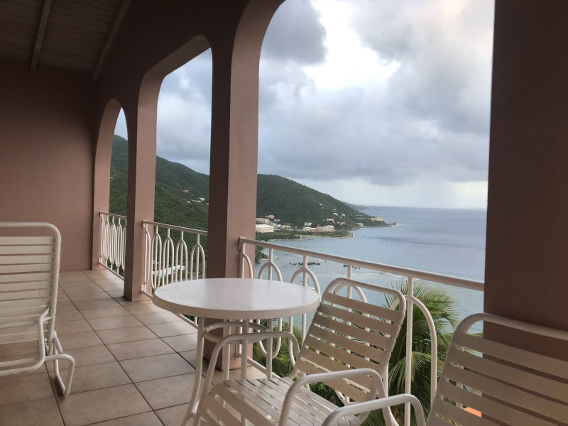 RE/MAX real estate, British Virgin Islands, Hannahs, **rented no longer available** 2 bed 1 bath apartment in Hannah Estate Available from 15 Oct.