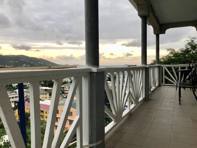 RE/MAX real estate, British Virgin Islands, Road Town, Newly refurb Three Bedroom Condo next to town