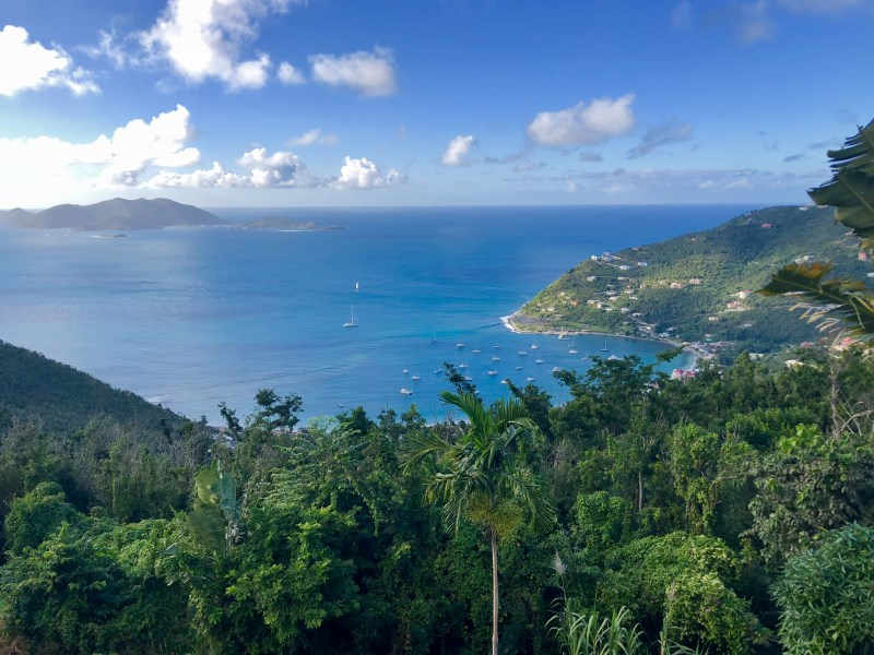 RE/MAX real estate, British Virgin Islands, Cane Garden Bay, Is this the finest land on offer in the BVI?