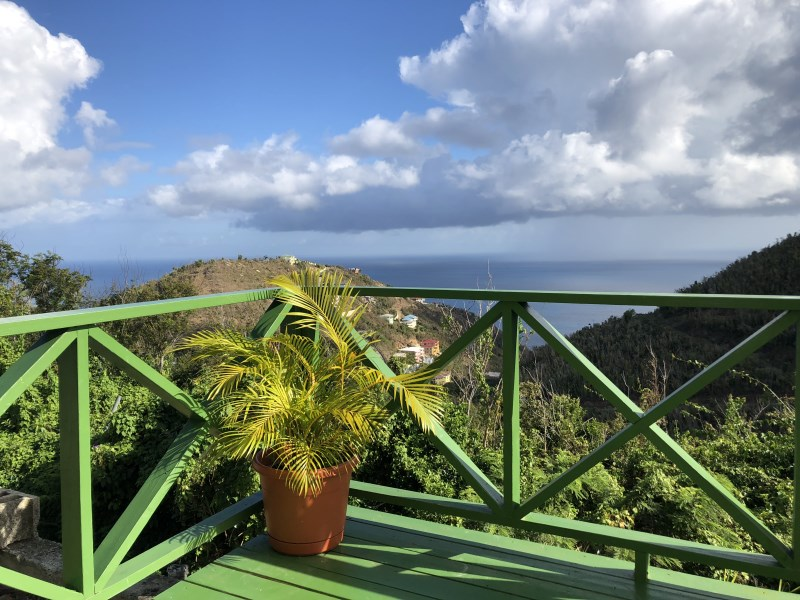 RE/MAX real estate, British Virgin Islands, Brewers bay, Sort after location: Mount Healthy two bed one bath