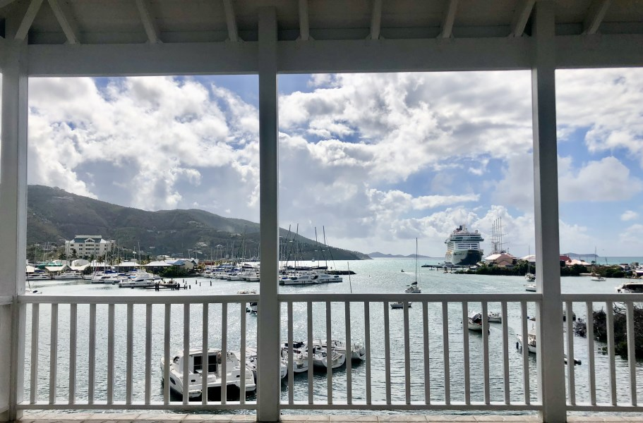 RE/MAX real estate, British Virgin Islands, Road Town, High spec executive two bed penthouse in tobacco wharf available
