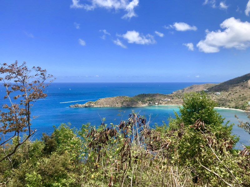 RE/MAX real estate, British Virgin Islands, Brewers bay, 1 acre of Brewers Bay land fresh on the market!