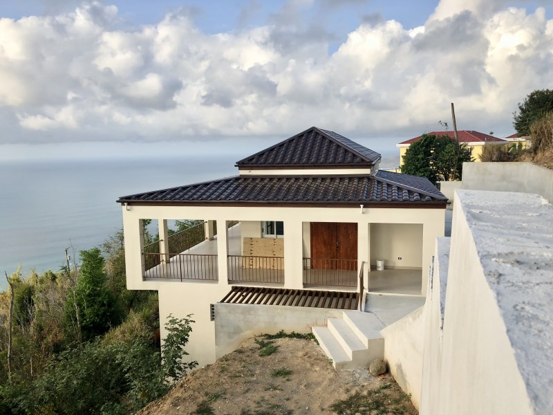 RE/MAX real estate, British Virgin Islands, Trunk Bay, **rented** Is this ultra modern house the one you've been looking for everywhere on Tortola ?