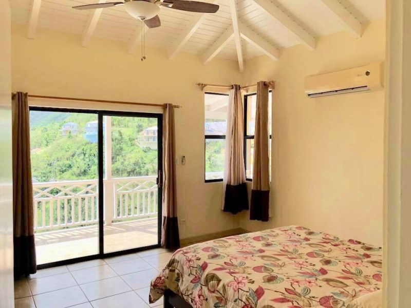 RE/MAX real estate, British Virgin Islands, Nanny Cay, Affordable two bed standalone house in Oleander Estate Available now