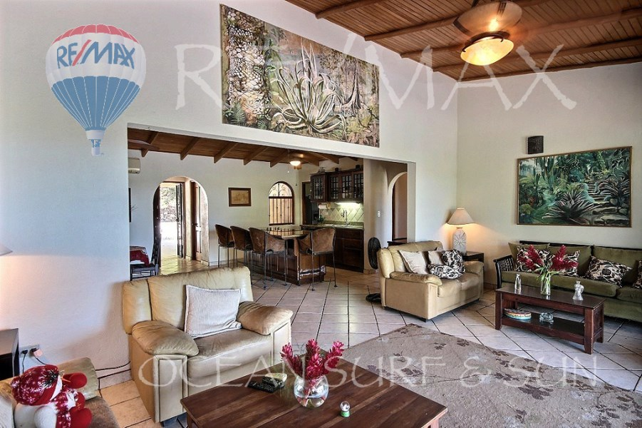 Remax real estate, Costa Rica, Tamarindo, Casa Cinco Playas  ~ Two houses minutes from everything!