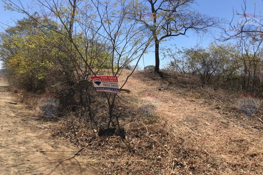 Remax real estate, Costa Rica, Potrero, Pacific Heights lot #3  ~ lowest price for an ocean view lot in this community!