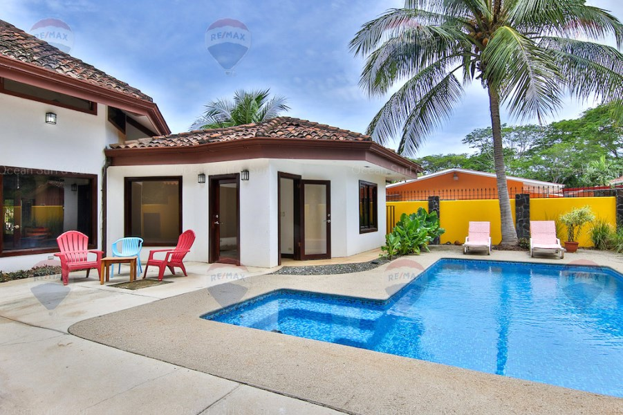 Remax real estate, Costa Rica, Potrero, Casa Conchal ~ Gorgeous private home close to everything!