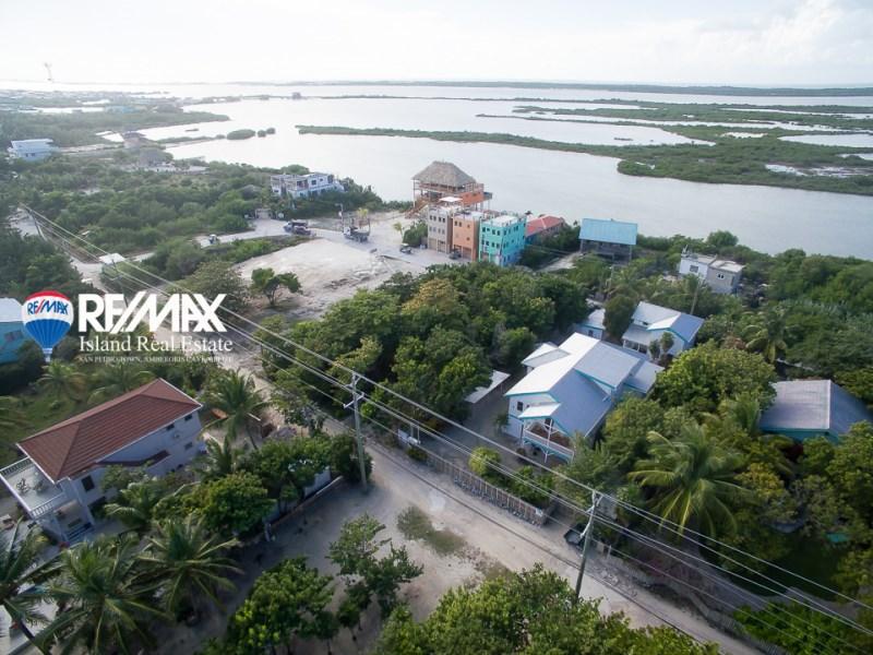 Remax real estate, Belize, San Pedro, Casa Playa Investment Property