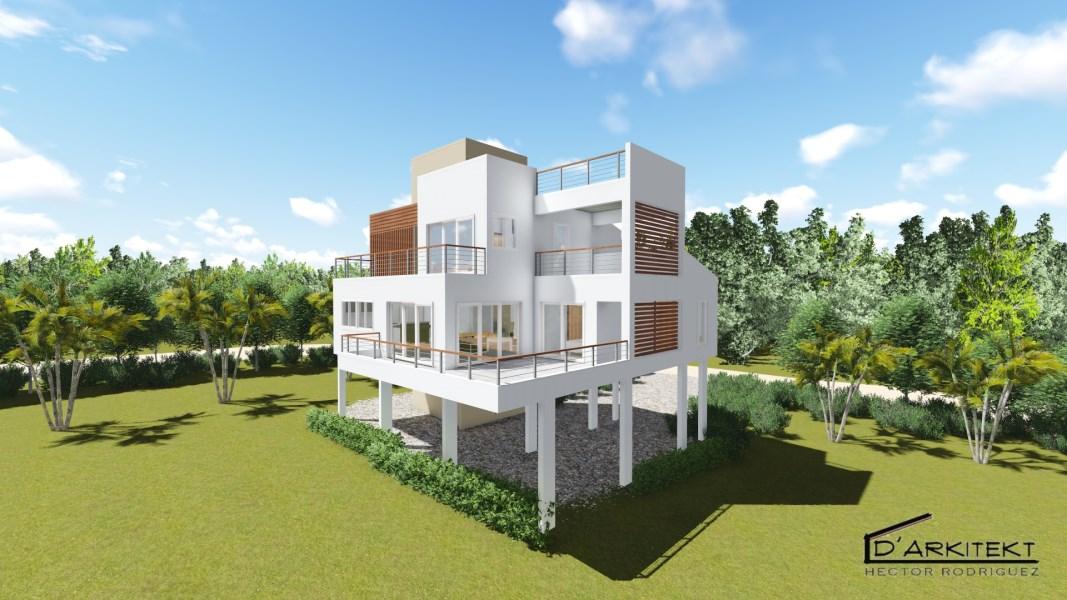 Remax real estate, Belize, San Pedro, Luxury Island Home