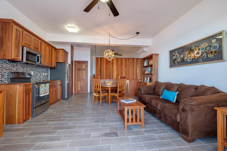 Remax real estate, Belize, San Pedro, El Estero -Third Floor Condo