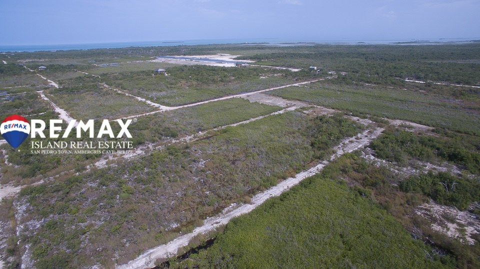 Remax real estate, Belize, San Pedro, Grand Belizean Estates lot 7207