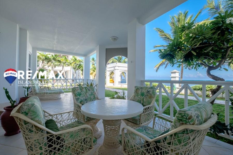 Remax real estate, Belize, San Pedro, Luxury Beachfront Ground Floor Condo at The Grand Colony – Unit 2