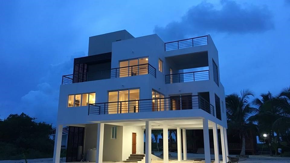 Remax real estate, Belize, San Pedro, Ambergris Caye Luxury Home