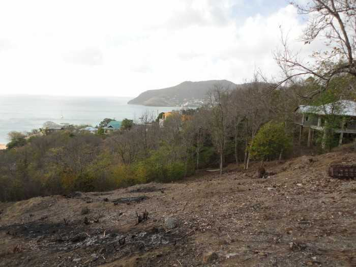 RE/MAX real estate, Saint Vincent and the Grenadines, Lower Bay, BEQUIA - PRIME OCEAN VIEW BUILDING LOT