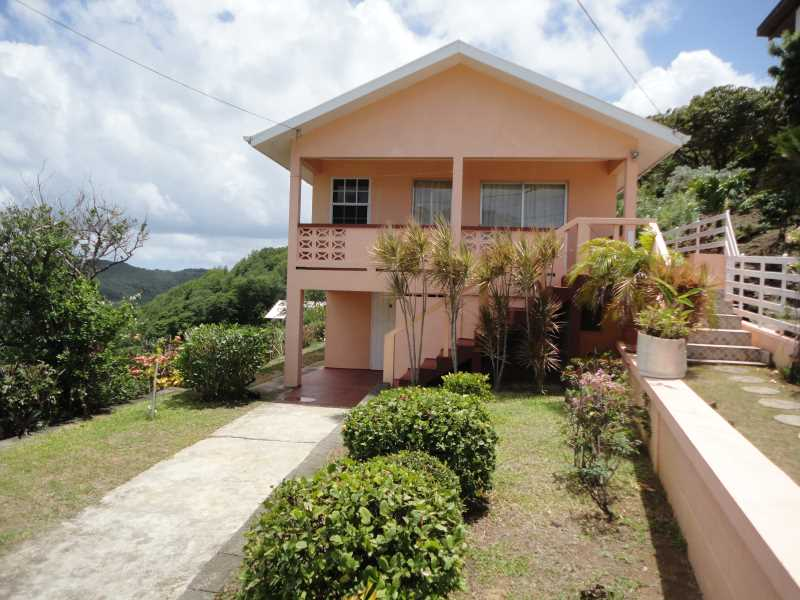 RE/MAX real estate, Saint Vincent and the Grenadines, Belmont, SUGAR HILL VILLA APARTMENTS