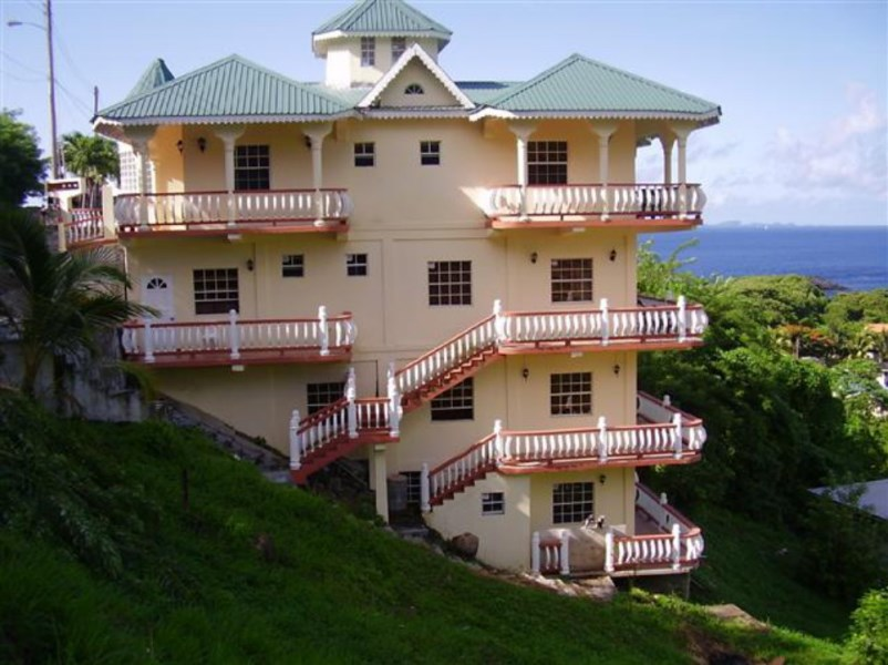 RE/MAX real estate, St. Vincent and the Grenadines, Cane Garden, HOTEL/GUEST HOUSE ST. VINCENT