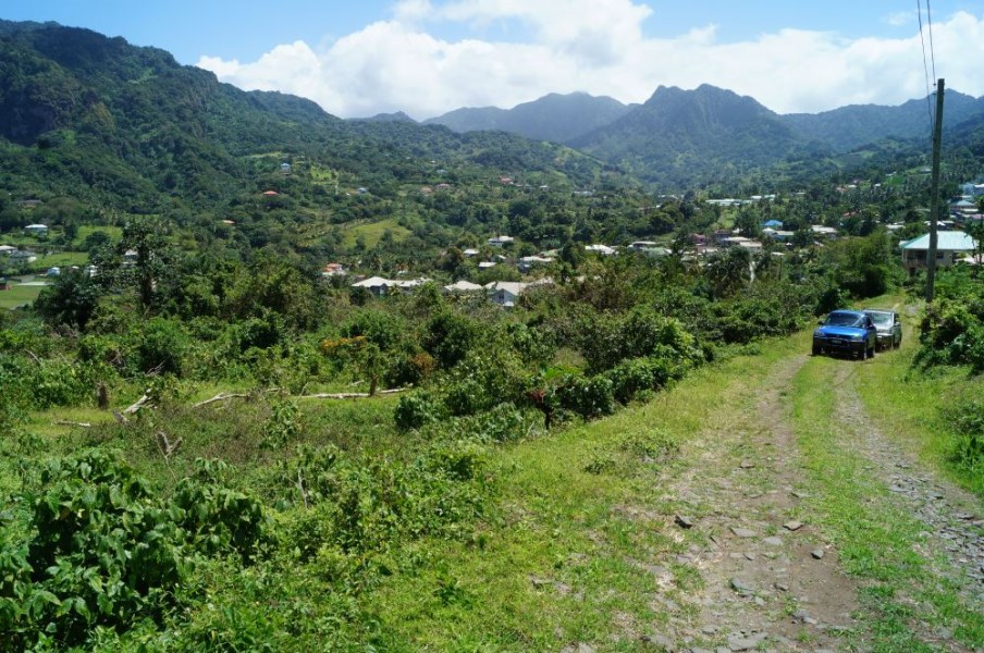 RE/MAX real estate, Saint Vincent and the Grenadines, Penniston, BUILDING LOT
