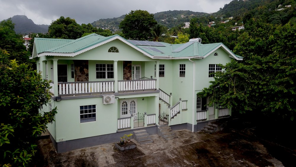 RE/MAX real estate, Saint Vincent and the Grenadines, Kingstown, KINGSTOWN VILLA