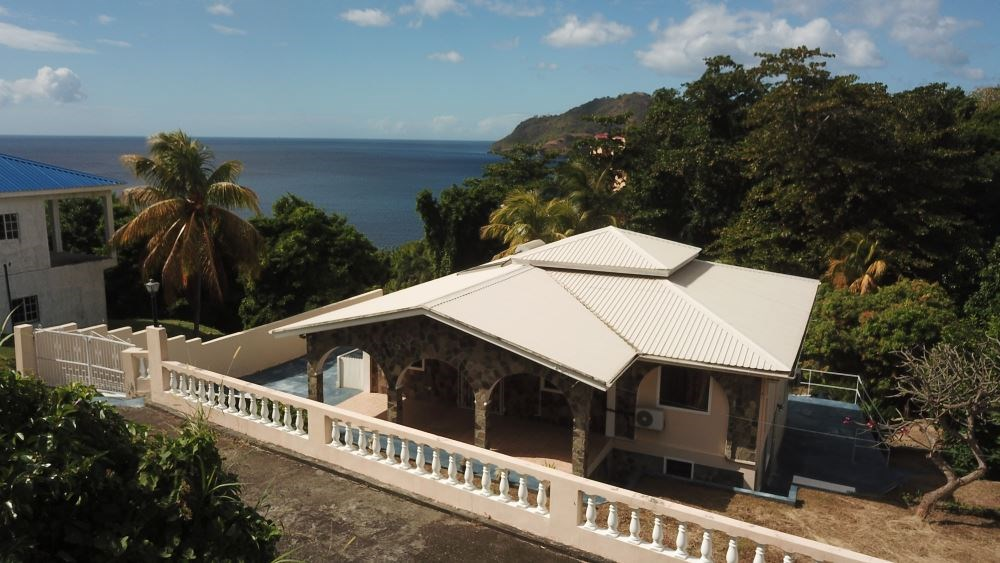 RE/MAX real estate, Saint Vincent and the Grenadines, Cane Garden, CANE GARDEN VILLA