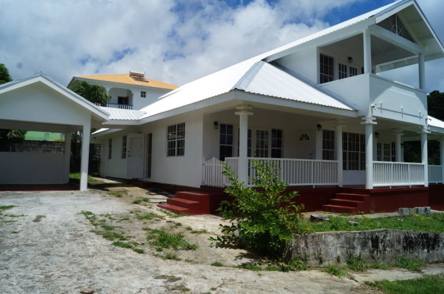 RE/MAX real estate, Saint Vincent and the Grenadines, Queens Drive, CANE HALL RETREAT
