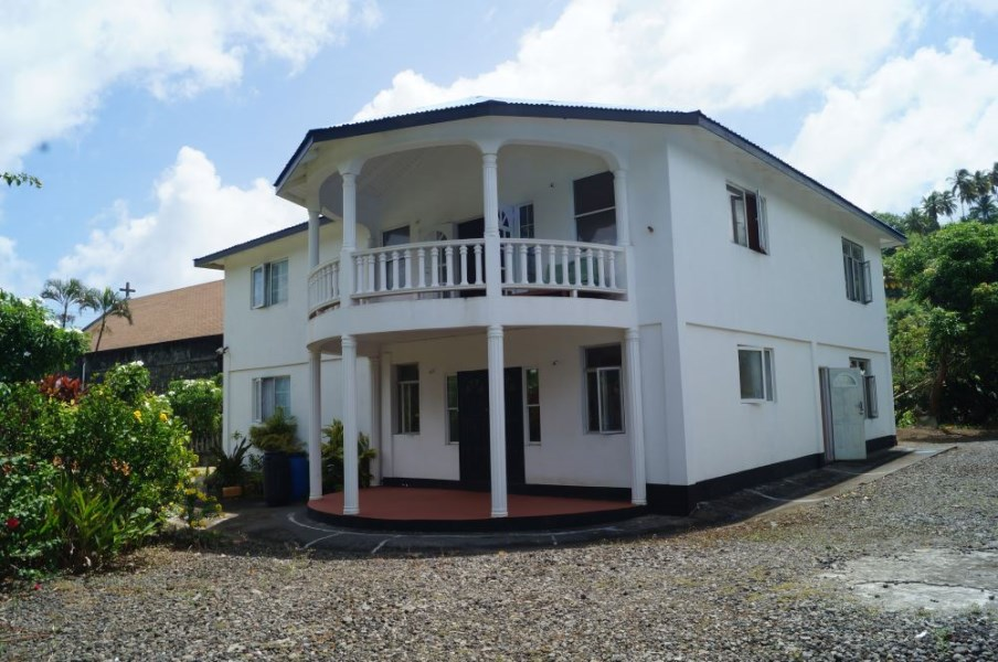 RE/MAX real estate, Saint Vincent and the Grenadines, Colonarie, BELLE VUE FAMILY HOME