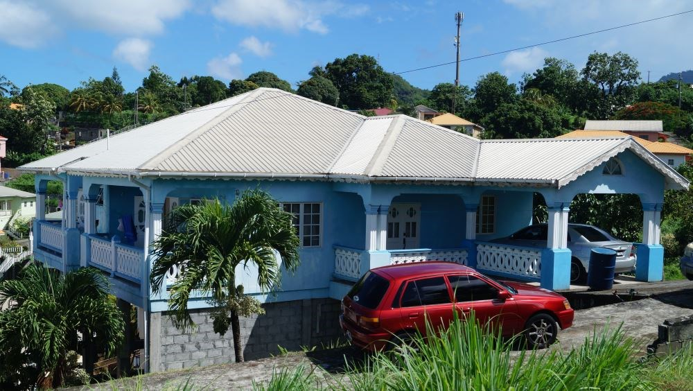 RE/MAX real estate, Saint Vincent and the Grenadines, Questelles, QUESTELLES FAMILY HOME