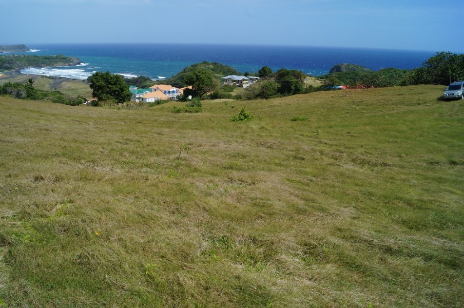 RE/MAX real estate, Saint Vincent and the Grenadines, Brighton Village, BRIGHTON BUILDING LOT