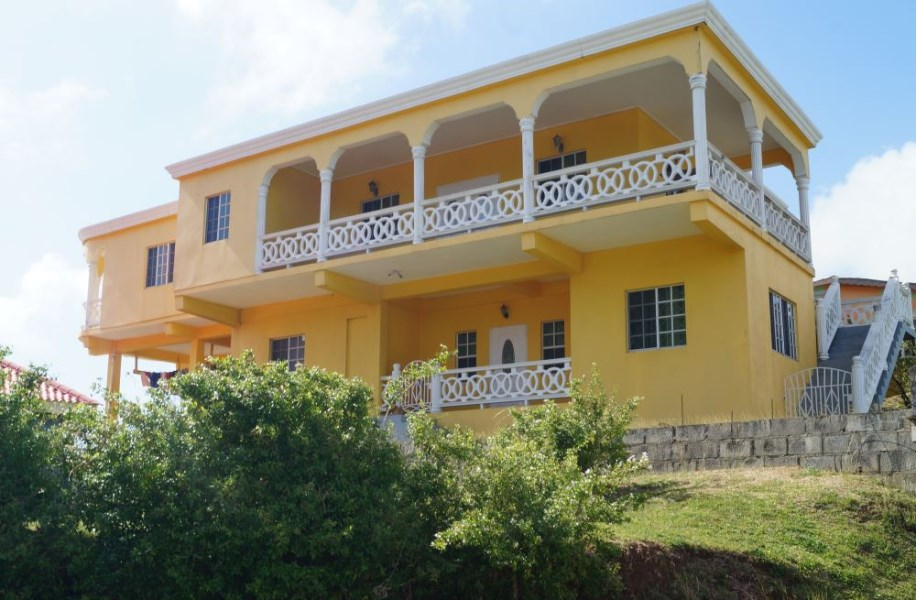 RE/MAX real estate, Saint Vincent and the Grenadines, Stubbs, CARAPAN FAMILY HOME