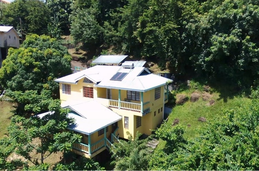 RE/MAX real estate, Saint Vincent and the Grenadines, Queens Drive, CANE HALL FAMILY HOME