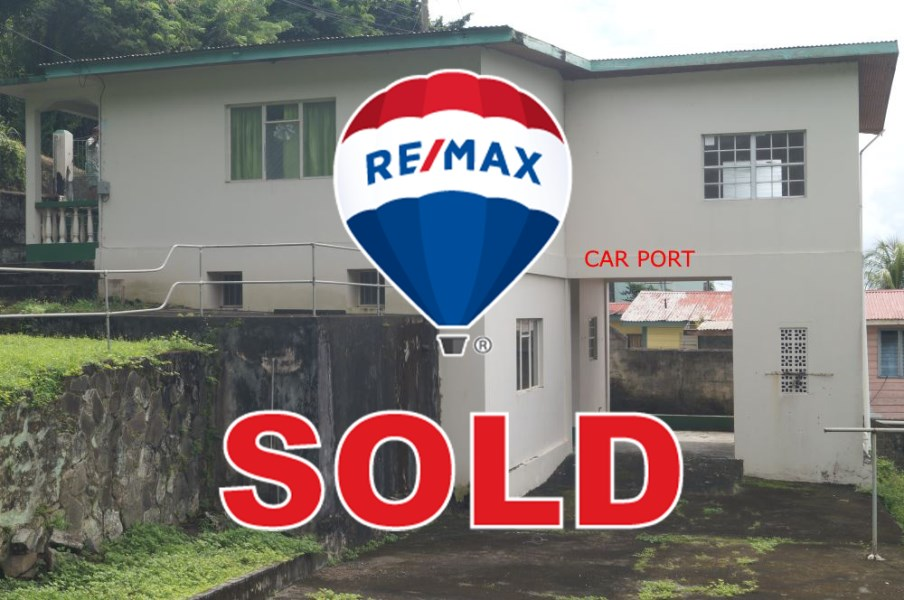 RE/MAX real estate, St. Vincent & Grenadines, Clare Valley, EDINBORO –SMALL HOUSE, BIG VIEW